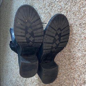 Ram Kellin Shoes - Black Boots